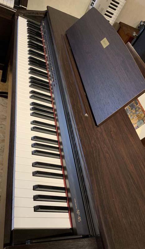Piano numérique Casio Celvisiano