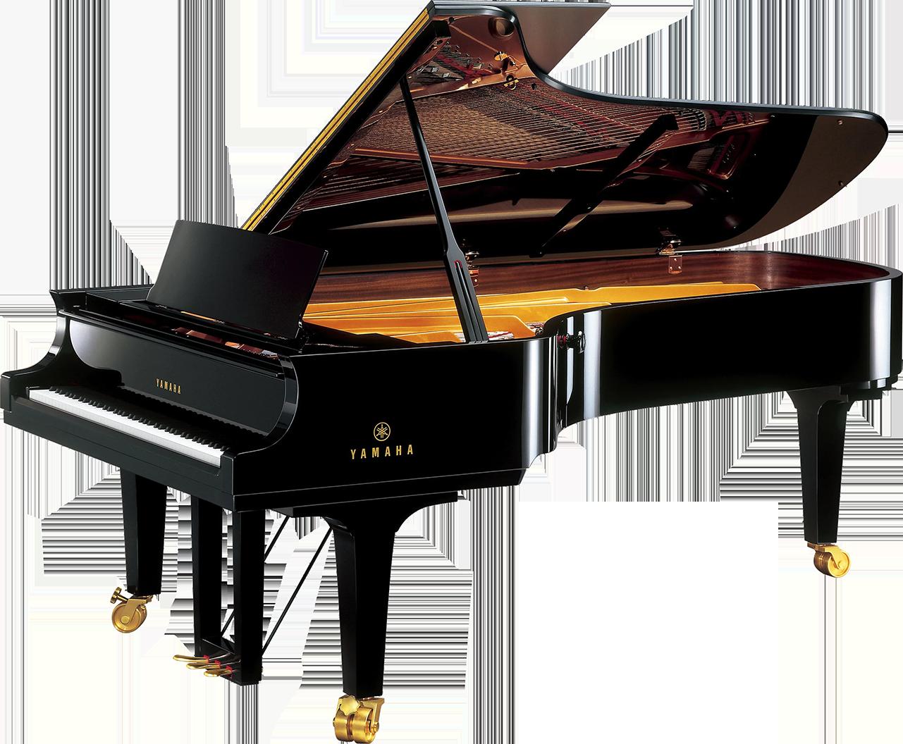 Piano à queue de concert Yamaha CFX