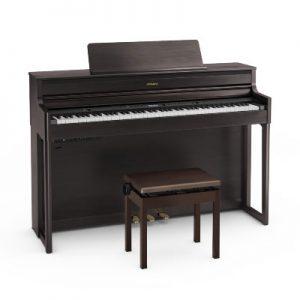 Piano numérique Roland HP704