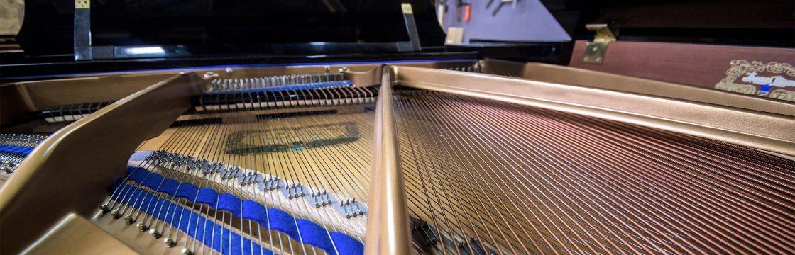 Atelier - Piano à queue