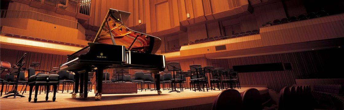 Piano Yamaha Concert